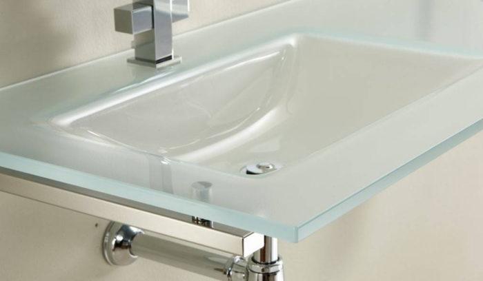 lavabo vetro